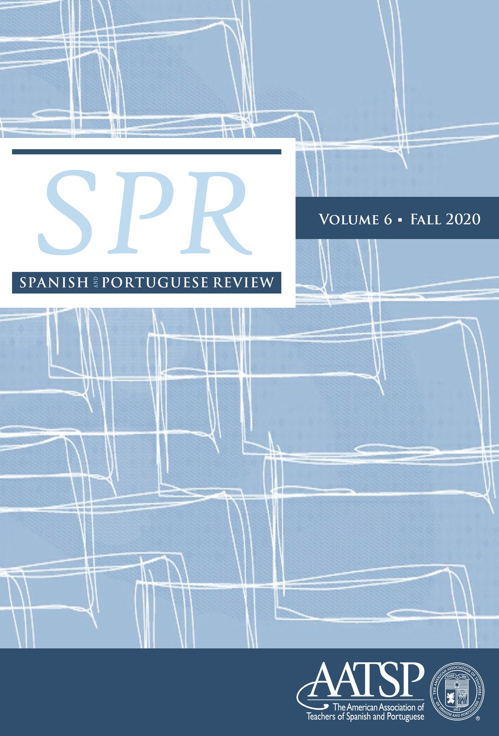 SPR Vol. 6 Cover